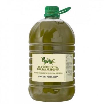Huile d'Olive Arbequina Plantadeta 5L (Nouvelle Récolte)